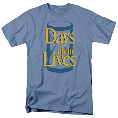 2c90ec745 Image Unavailable. Image not available for. Color: Days of Our Lives T-Shirt  - Hourglass