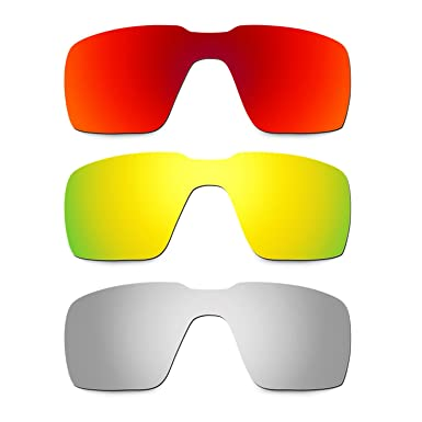 80cf1acd572 Image Unavailable. Image not available for. Color  Hkuco Plus Mens  Replacement Lenses For Oakley Probation ...