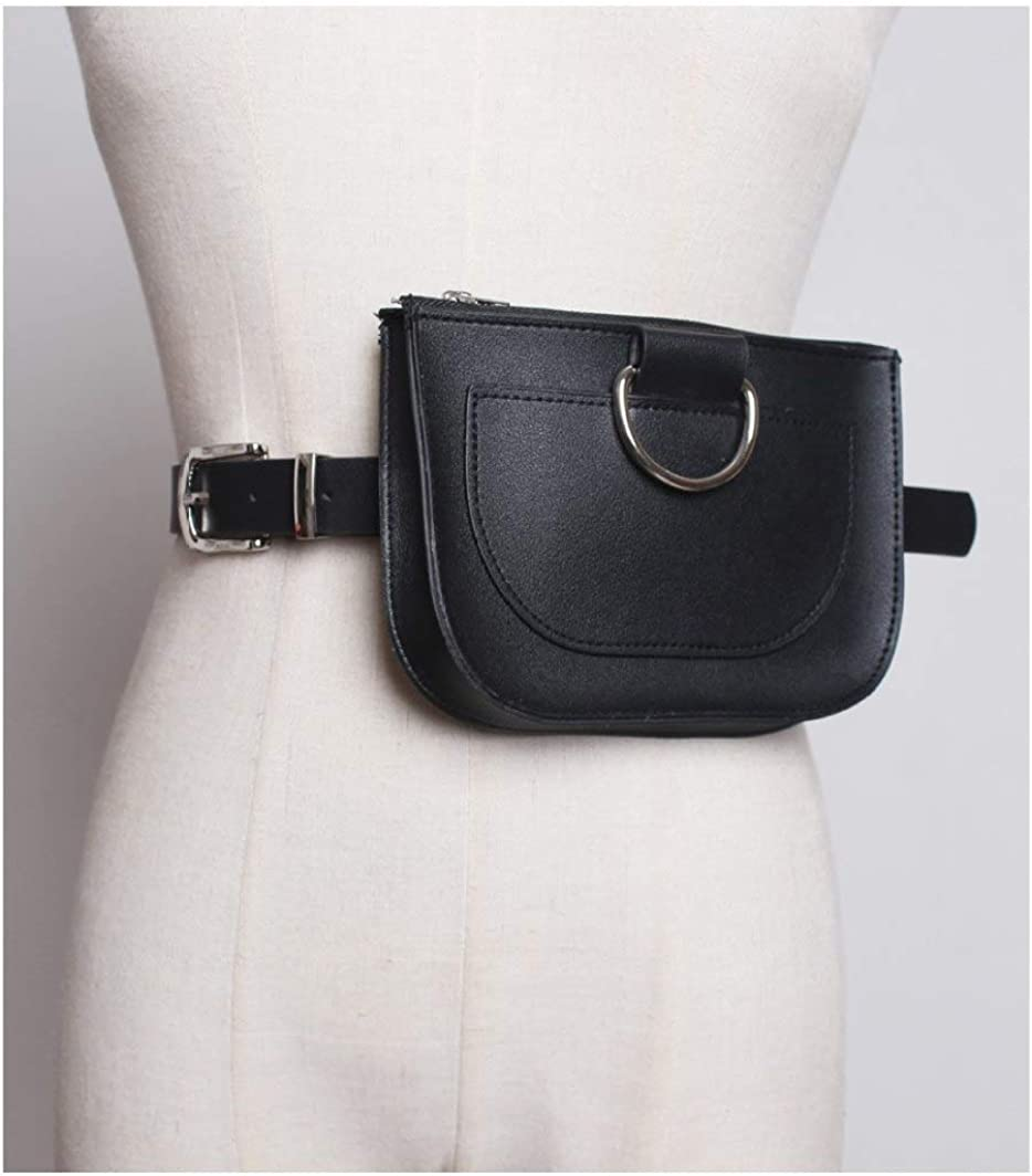 Waist Bag for Women Fanny Pack Fashion Vintage Messenger Bag Serpentine Bag Snake Skin Phone Pouch