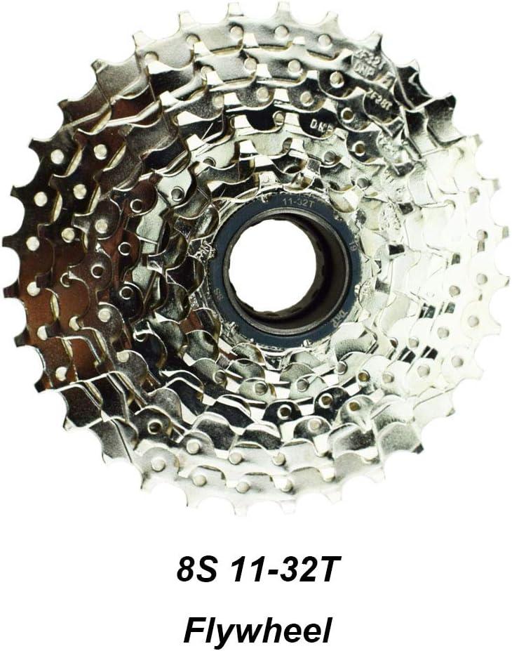DRIFT MANIAC 8 Speed Cassette 11-28 11-32 Teeth 8spd Sprocket Nickel