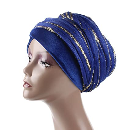 469809fbcfe TININNA Muslim Cap Turban Headwear Head Scarf Hat for Hair Loss Chemo  Cancer Patients  Amazon.co.uk  Kitchen   Home
