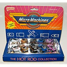 Micro Machines Hot Rod Collection