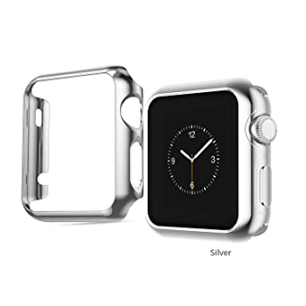 AQGG Funda Apple Watch 38mm Case, Protector Cover TPU Alta ...