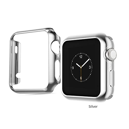 AQGG Funda Apple Watch 42mm Case, Protector Cover TPU Alta ...