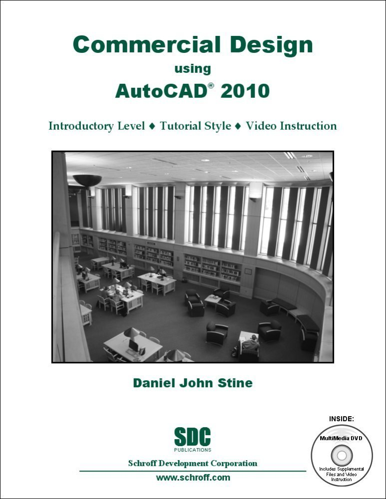 Download Commercial Design Using AutoCAD 2010 pdf epub