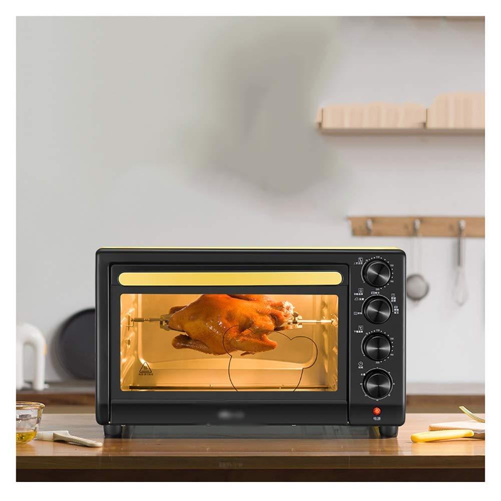 卸売 THOR-YAN THOR-YAN 5つのプリセット機能が付いているグリルができる上の炊事道具が付いているオーブン小型オーブン、二重ホットプレートが付いている黄色1300W 33Lの電気オーブン -46 B07Q3NCK4H オーブン -46 B07Q3NCK4H, 英国食器Burleigh扱い at-ema:399435f8 --- b2b.casemyway.com