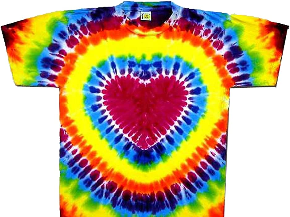 53 Tie Dye Shirt Patterns And Clothing The Funky Stitch