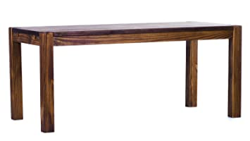Brasilmöbel Esstisch 160x80 Rio Kanto Eiche Antik Pinie