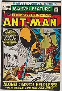 Ant man comic book 1