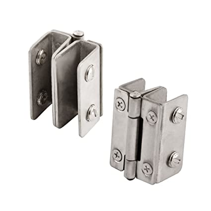Buy Sellify Glass To Glass Door Hardware Adjustable Double Clamp