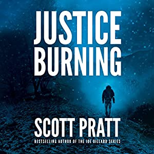 Justice Burning Audiobook