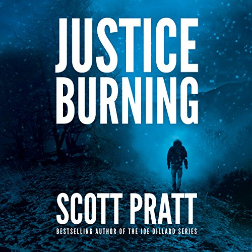 Justice Burning Audiobook [Free Download by Trial] thumbnail