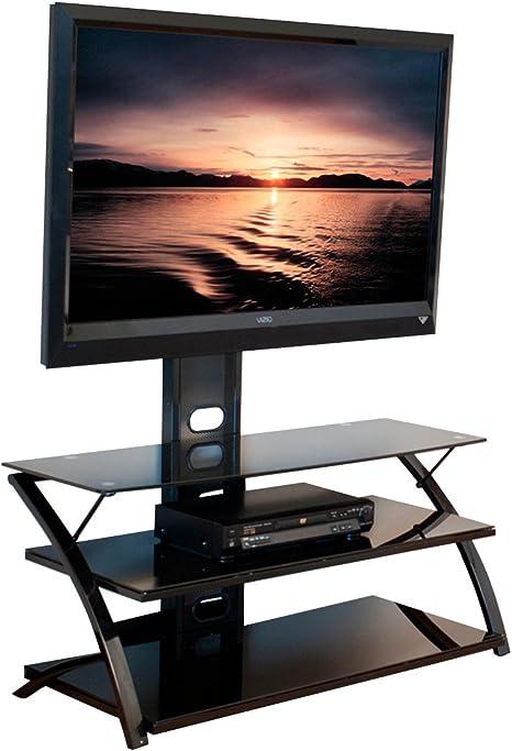 TechCraft fpd44b giratorio de 3 Vías Flex Soporte de mesa para pantalla plana soporte para televisores de 40,6 cm (116,84 cm): Amazon.es: Electrónica