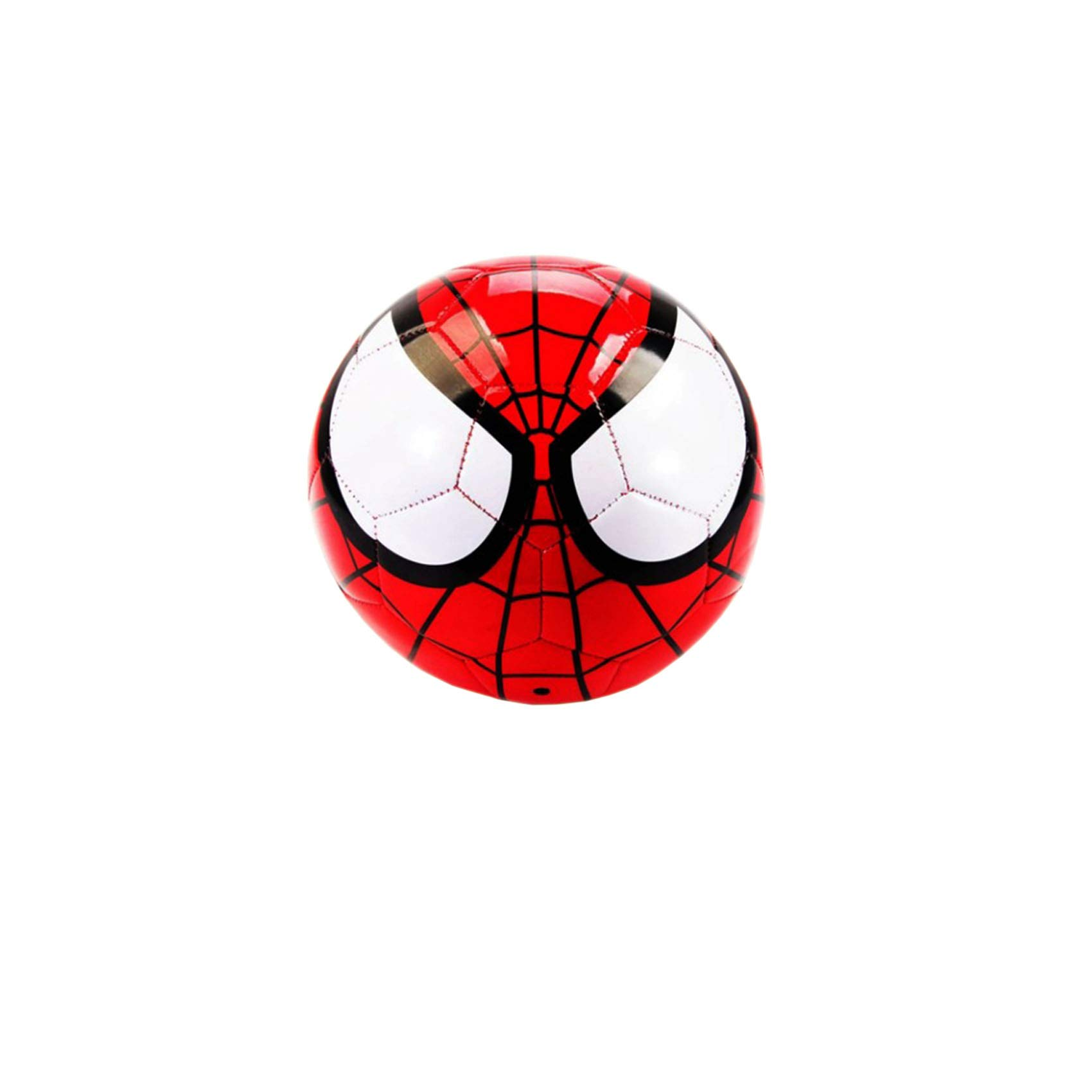 Ashland | Kids Toys - Spider Man Performance PVC Outdoor Indoor Soccer Ball (Size 3) by Ashland