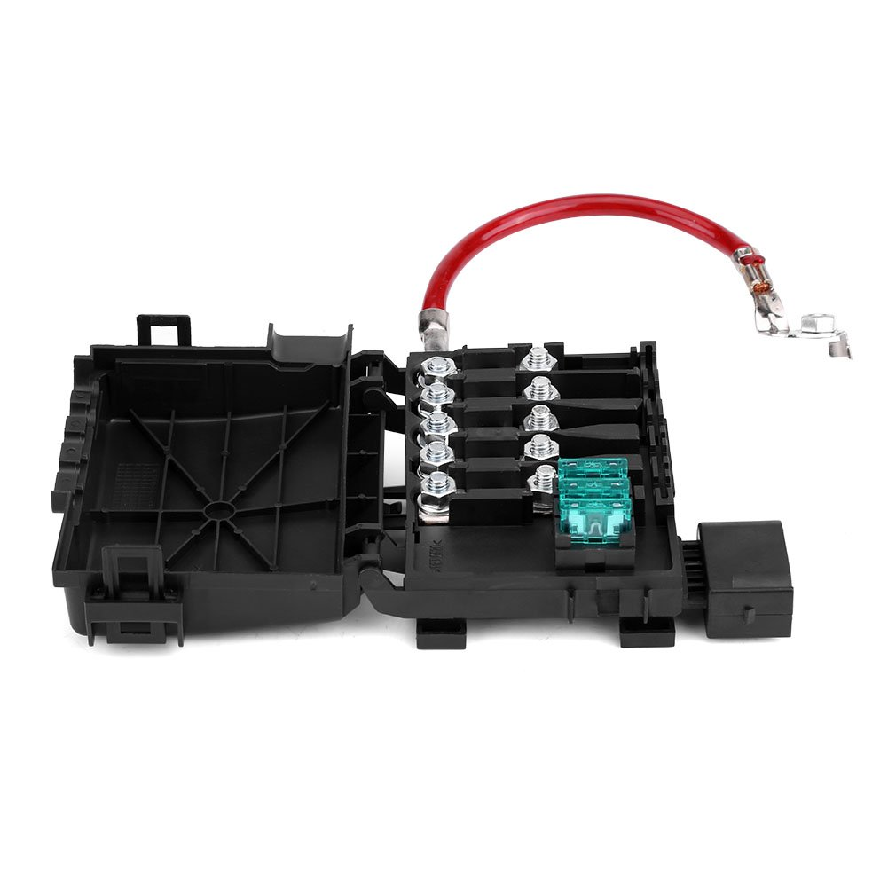 Car Fuse Box Battery Terminal Kit For Vw Jetta Golf Audi Skoda In Octavia Boxes Amazon Canada