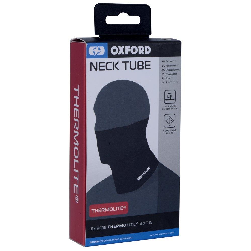 Thermolite schwarz Oxford Halsrohr