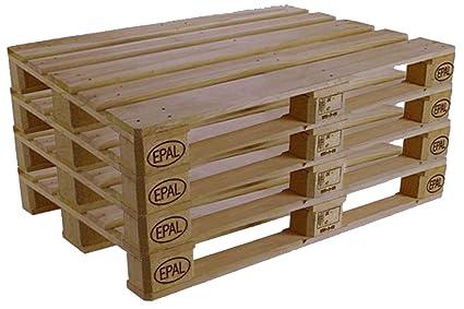 Sf Savino Filippo 4 Pezzi Bancali Pedane Pedana Epal Pallet Bancale Usate Seminuove 80x120 H 15 Cm