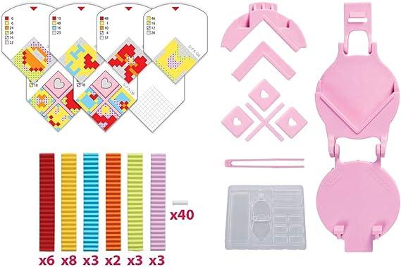 Pretty Pixels - Starter pack fashion (Bandai 38521) , color/modelo surtido: Amazon.es: Juguetes y juegos