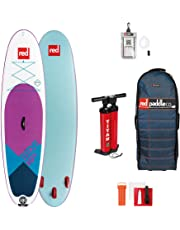 Red Paddle Co 2019 Ride 10'6 Special Edition Inflatable Stand Up Paddle Board + Bag, Pump, Paddle and Leash