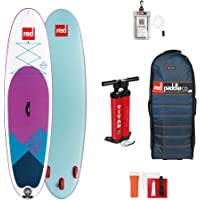 Red Paddle Co Ride 10'6 Special Edition Inflatable Stand Up Paddle Board SUP + Bag, Pump, Paddle and Leash/Strap - Unisex
