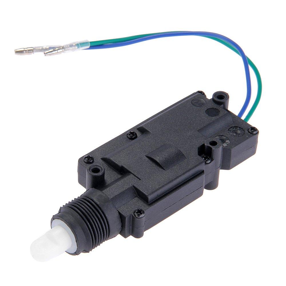 Universal 2 Wire 12V Car Auto Motor Heavy Duty Power Slave Door Lock Actuator