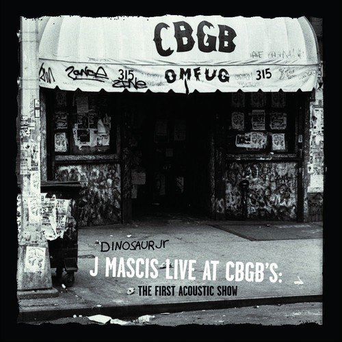 J Mascis Live at CBG0's: The First Acoustic Show [Vinyl for sale  Delivered anywhere in Canada