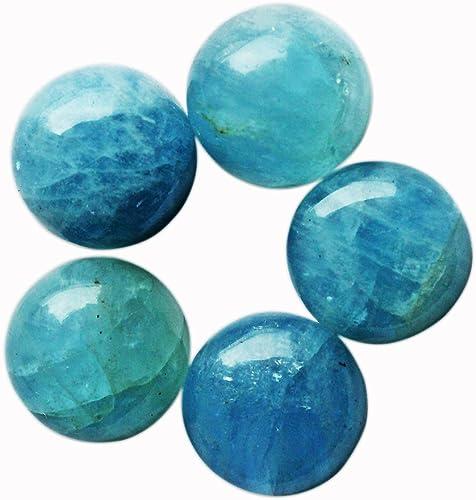 NATURAL AQUAMARINE GEMSTONE 1.65 Carat Natural Aquamarine Gemstone Perfect Ring Size Loose Gemstone Smooth Cabochon 9x7x3.25