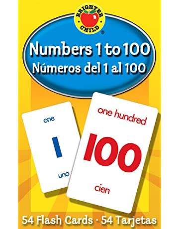 Numbers 1 to 100 Flash Cards: Numeros del 1 al 100 (Brighter Child Flash