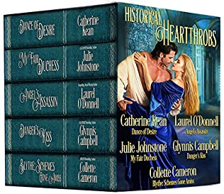 book cover of Historical Heartthrobs