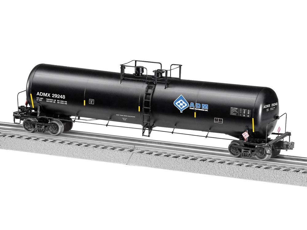 Lionel 6-85085 ADM #29248 Oスケール 貨物車 30Kタンクカー フライトサウンド付き B07MGK5GY2