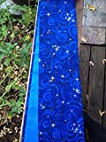 Clergy stole, beautiful starry night design!
