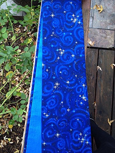 Clergy stole, beautiful starry night design! by BySkyeDesigns