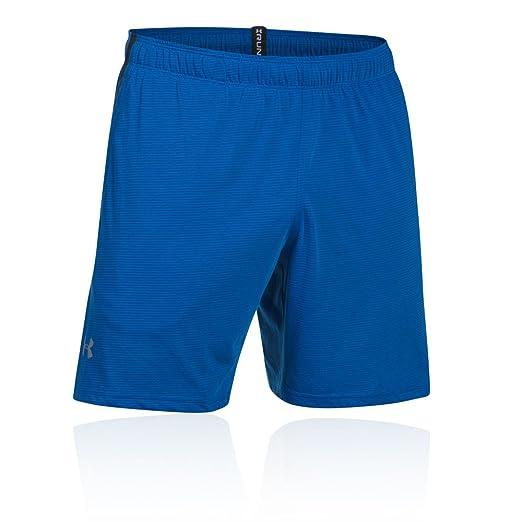 9288b37dd Under Armour Men's Streaker Run Shorts, Blue Marker (789)/Reflective, Medium