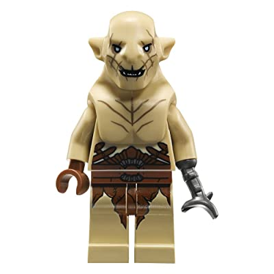 LEGO Lord of the Rings - The Hobbit Theme - AZOG Minifigure (2013) from set 79014 by LEGO: Toys & Games
