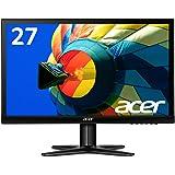 Acer ディスプレイ モニター G277HLbmidx 27インチ/フレームレス/IPS/HDMI端子付/スピーカー内蔵