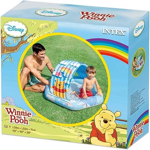 Intex 58415NP - Piscina infantil Winnie the Pooh: Amazon.es ...