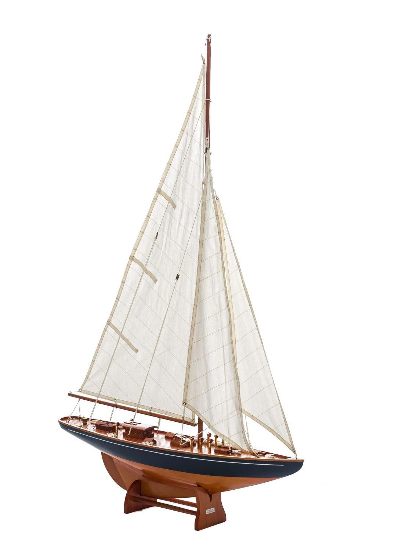 Maquette de bateau - voilier - 112 cm aubaho