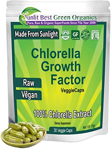CHLORELLA EXTRACT Growth Factor 100x Concentrate
