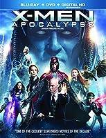 X-men Apocalypse (Bilingual) [Blu-ray + Digital Copy]
