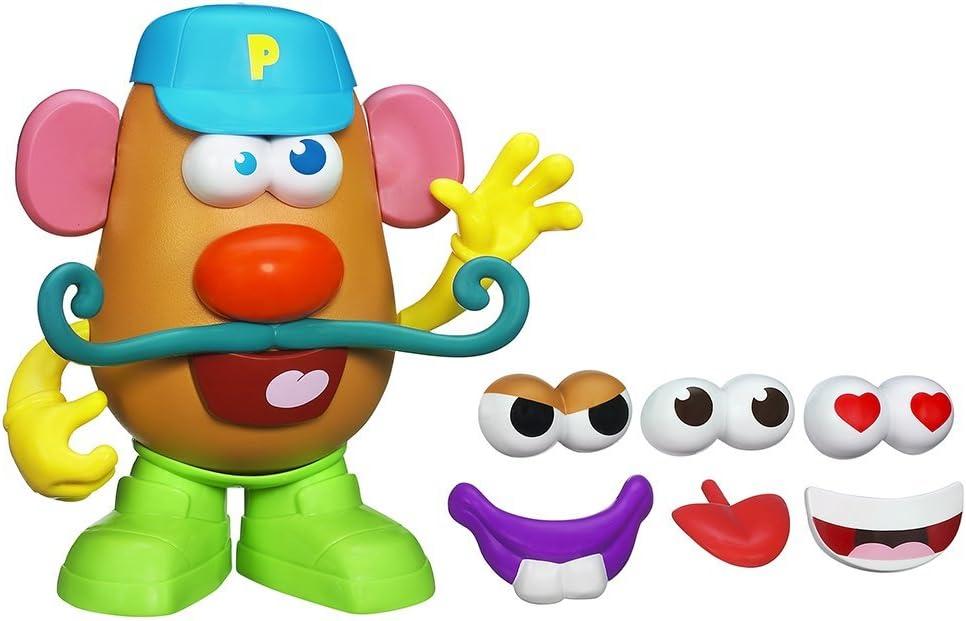 Potato Head - Figura Mr. Potato Caras Divertidas (Hasbro A2443EU4 ...