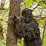 VIVO Ghillie Suit Camo Woodland Camouflage Forest