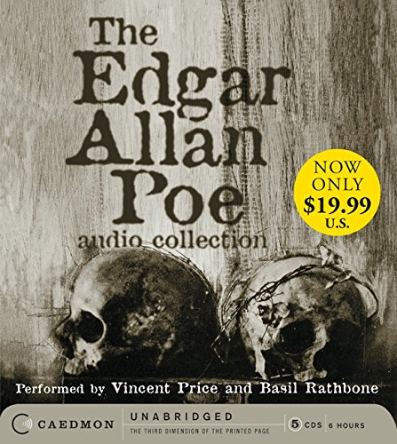 Edgar Allan Poe Audio Collection Low Price CD by HarperAudio
