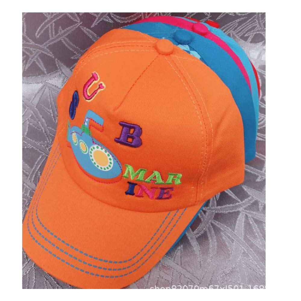 zhuzhuwen 2019 Korean Rocket Childrens Hat Gorra de béisbol de ...