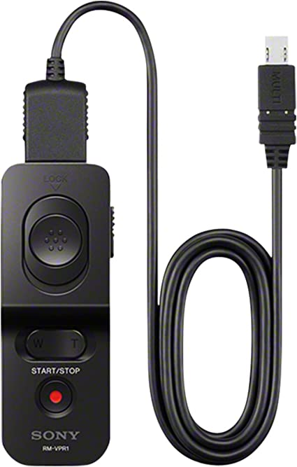 Sony Rmvpr1 Ce7 Multi Terminal Kabel Fernbedienung Für Kamera