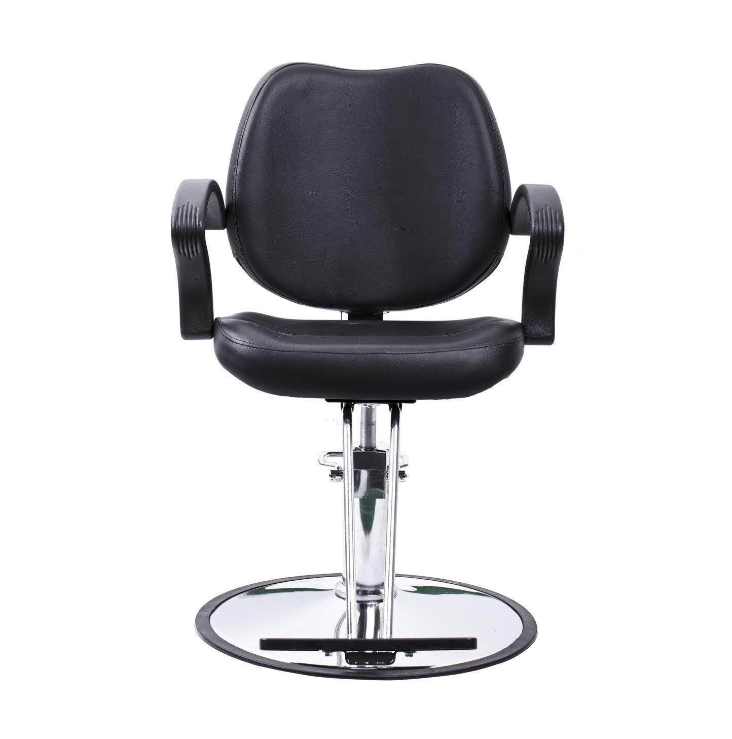 Salon Style Cutting Styling Beauty Salon Furniture Barber Chair Salon Chair for Hair Stylist Heavy Duty Tattoo Chair