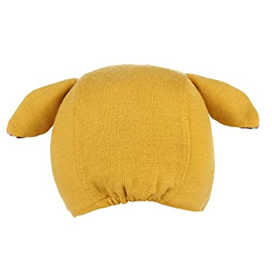 Lukis Bonnet Cagoule Tricoté Automne Hiver Enfant Fille Garçon Calotte avec  Corde 6-12 Mois Bébé  Amazon.fr  Vêtements et accessoires 8549550096c