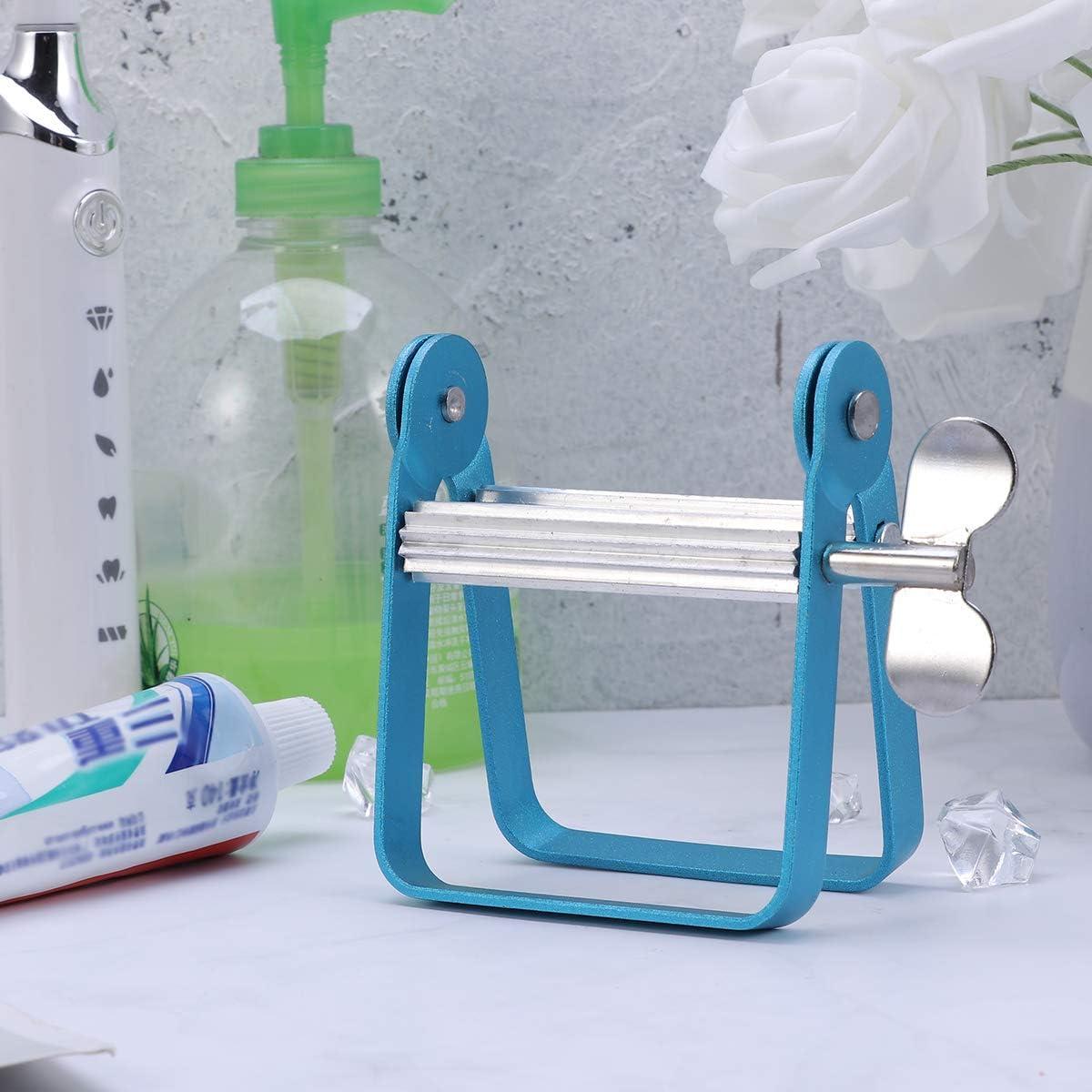 SUPVOX Spremi Dentifricio Manuale Spremi Dentifricio Porta Sedile Supporto Dentifricio Squeezer Home Hotel