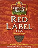 Brooke Bond Red Label Orange Pekoe Tea, 31.7 oz