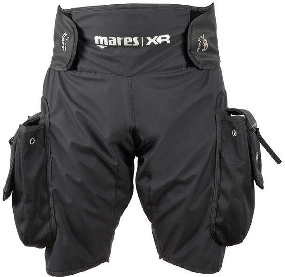 Mares XR TekポケットUntra Light Shorts Scuba DivingウェットスーツTech Gear 412032 B077BQXF9Y   Triple Extra Large (3X)