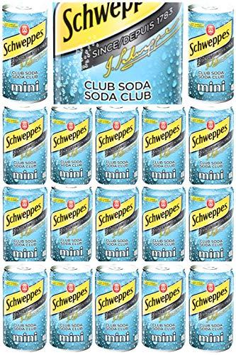 Schwepps Cub Soda 7.5 Fl oz, 18 Cans
